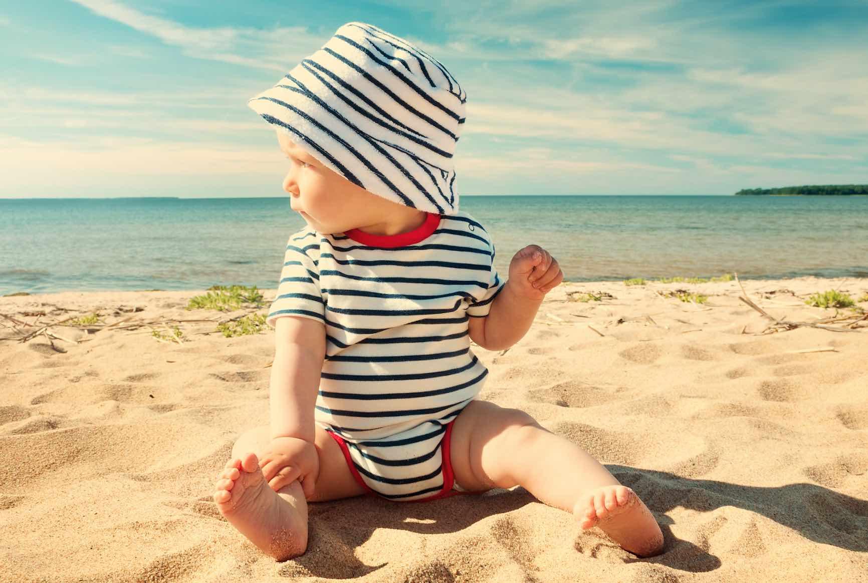 Reisimine kuni 8-kuuse beebiga: 10 nippi ja meelespead!